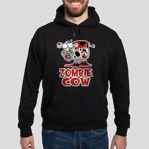 Zombie Cow Hoodie (dark)