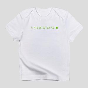 4 8 15 16 23 42 Infant T-Shirt