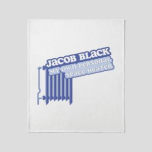Jacob Space Heater Throw Blanket
