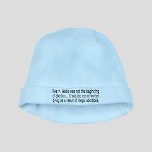 Roe v Wade baby hat
