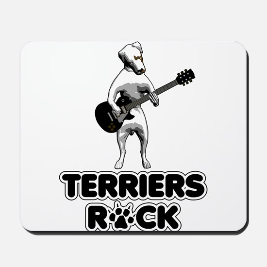 Terriers Rock Mousepad