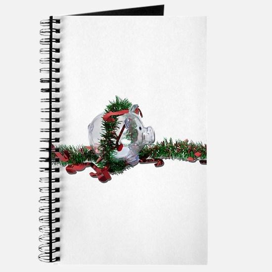 Holiday Savings Journal