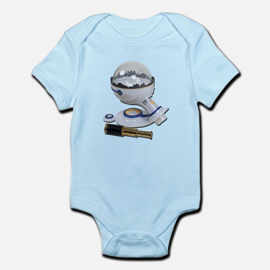 Home Planetarium Infant Bodysuit