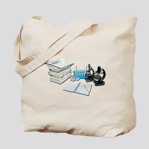 Laboratory Research Tote Bag