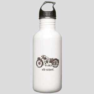 OLD SCHOOL TRIUMPH 500 Stainless Water Bottle 1.0L