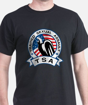 TSA Trained Sexual Assault T-Shirt