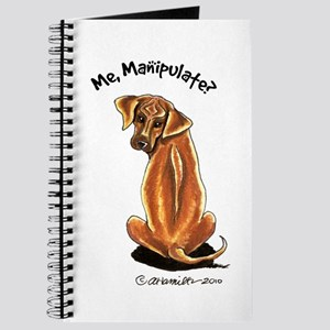 Rhodesian Ridgeback Manipulate Journal