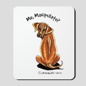 Rhodesian Ridgeback Manipulate Mousepad