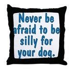 Be Silly JAMD Throw Pillow