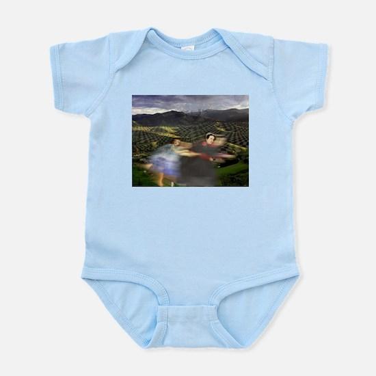 Faster! Faster! Infant Bodysuit