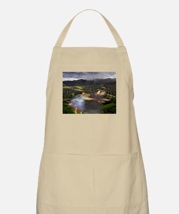 Faster! Faster! Apron