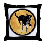 Tsuki's Moon Throw Pillow