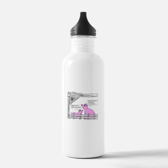 YarnTails Water Bottle