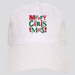 """Merry Christmas"" Cap"