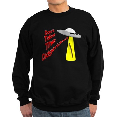 Didgeridoo Sweatshirt (dark)