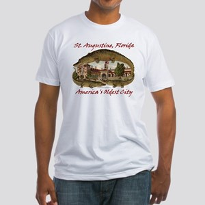 Ponce Fitted T-Shirt