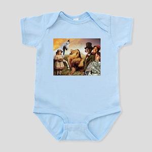The Lion & The Unicorn Infant Bodysuit