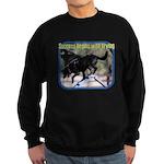 Success Begins With Trying Sweatshirt (dark)