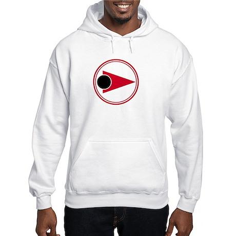 Eagle Pilot Crest Hooded Sweatshirt