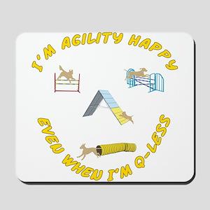 Agility Happy Mousepad