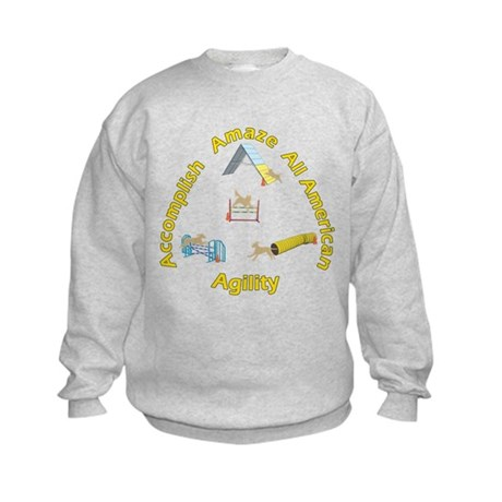 Agility Mutts Kids Sweatshirt