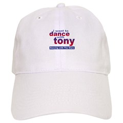 I Want to Dance with Tony Baseball Cap