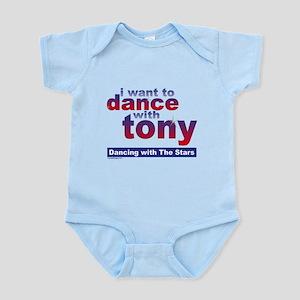 I Want to Dance with Tony Infant Bodysuit