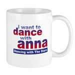 I want to Dance with Anna Mug