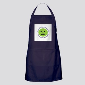 No Million Dollar Apron (dark)