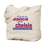 I want to Dance with Chelsie Tote Bag