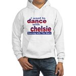 I want to Dance with Chelsie Hooded Sweatshirt