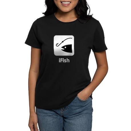 iFish Women's Dark T-Shirt