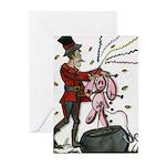 Ragtime & Voodoo Greeting Cards (Pk of 10)