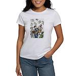 A Bit Postal Women's T-Shirt