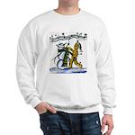 Christmas Tune & Magic Too Sweatshirt