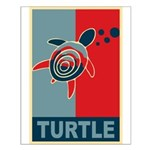 Turtle Hope Small Poster