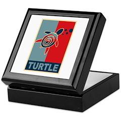 Turtle Hope Keepsake Box