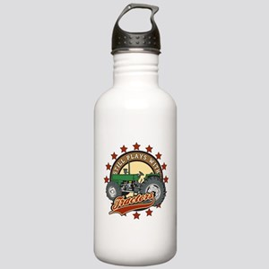 Still Plays with Tract Stainless Water Bottle 1.0L