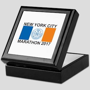 2017 New York City Marathon Keepsake Box