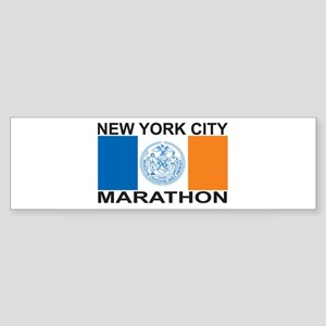 New York City Marathon Sticker (Bumper)