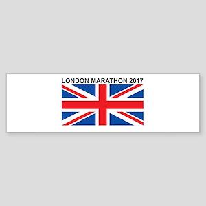 2017 London Marathon Sticker (Bumper)