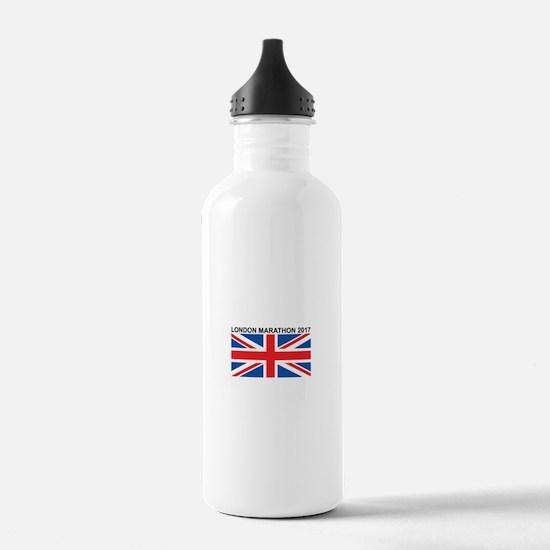 2017 London Marathon Water Bottle