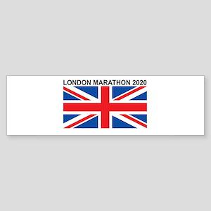 2020 London Marathon Sticker (Bumper)