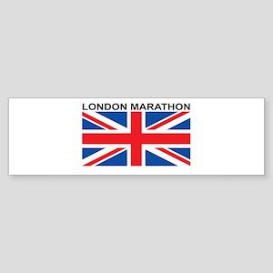 London Marathon Sticker (Bumper)