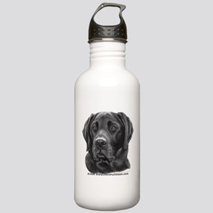 Diesel, Black Lab Stainless Water Bottle 1.0L
