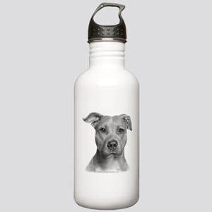 American Pit Bull Terrier Stainless Water Bottle 1