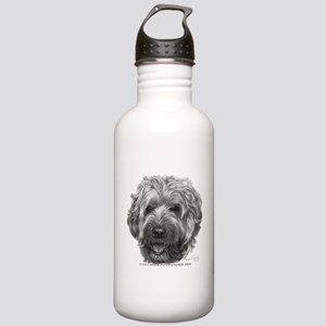 Bailey, Soft-Coated Wheaten Stainless Water Bottle