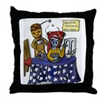 What's Your Future? Throw Pillow
