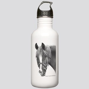 Rosa, Arabian Horse Stainless Water Bottle 1.0L