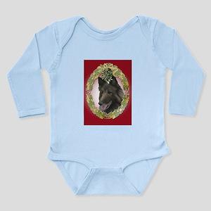 Belgian Tervuren (Fawn) Chris Long Sleeve Infant B